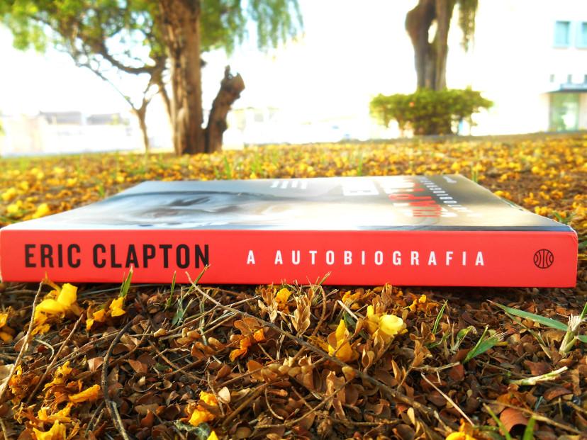curiosidades de Eric Clapton a autobiografia