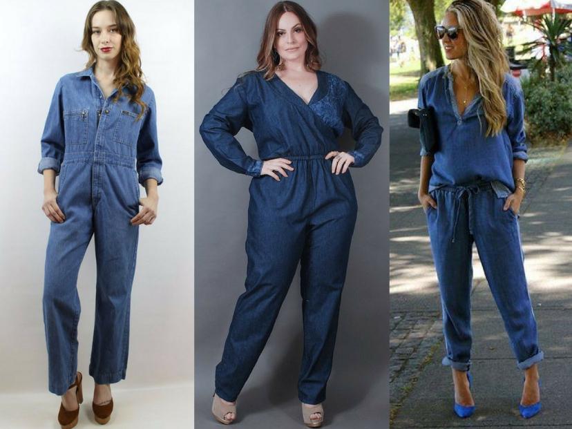 look-com-macacão-jeans-longo