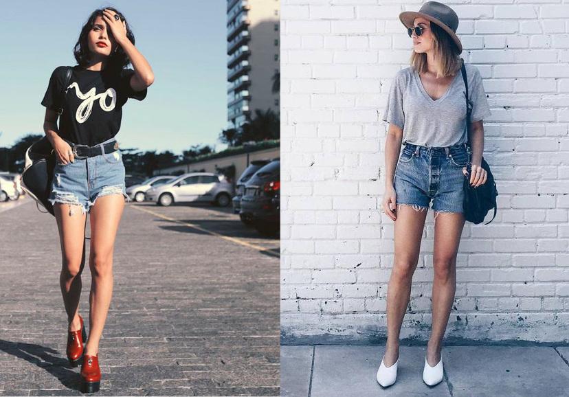 look-shorts-jeans-com-camiseta-como-usar