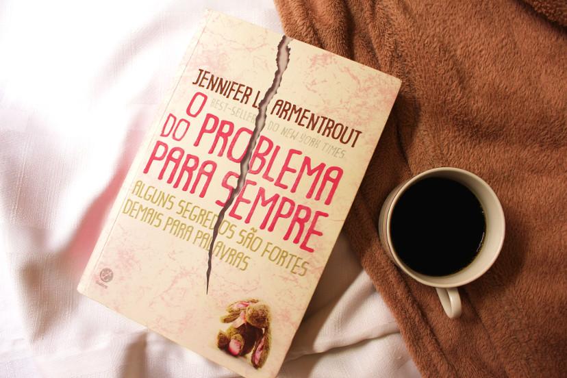 Capa do livro O problema do para sempre