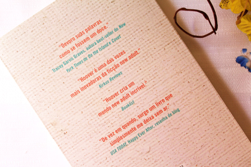 Contra capa do livro Confesse de Colleen Hoover