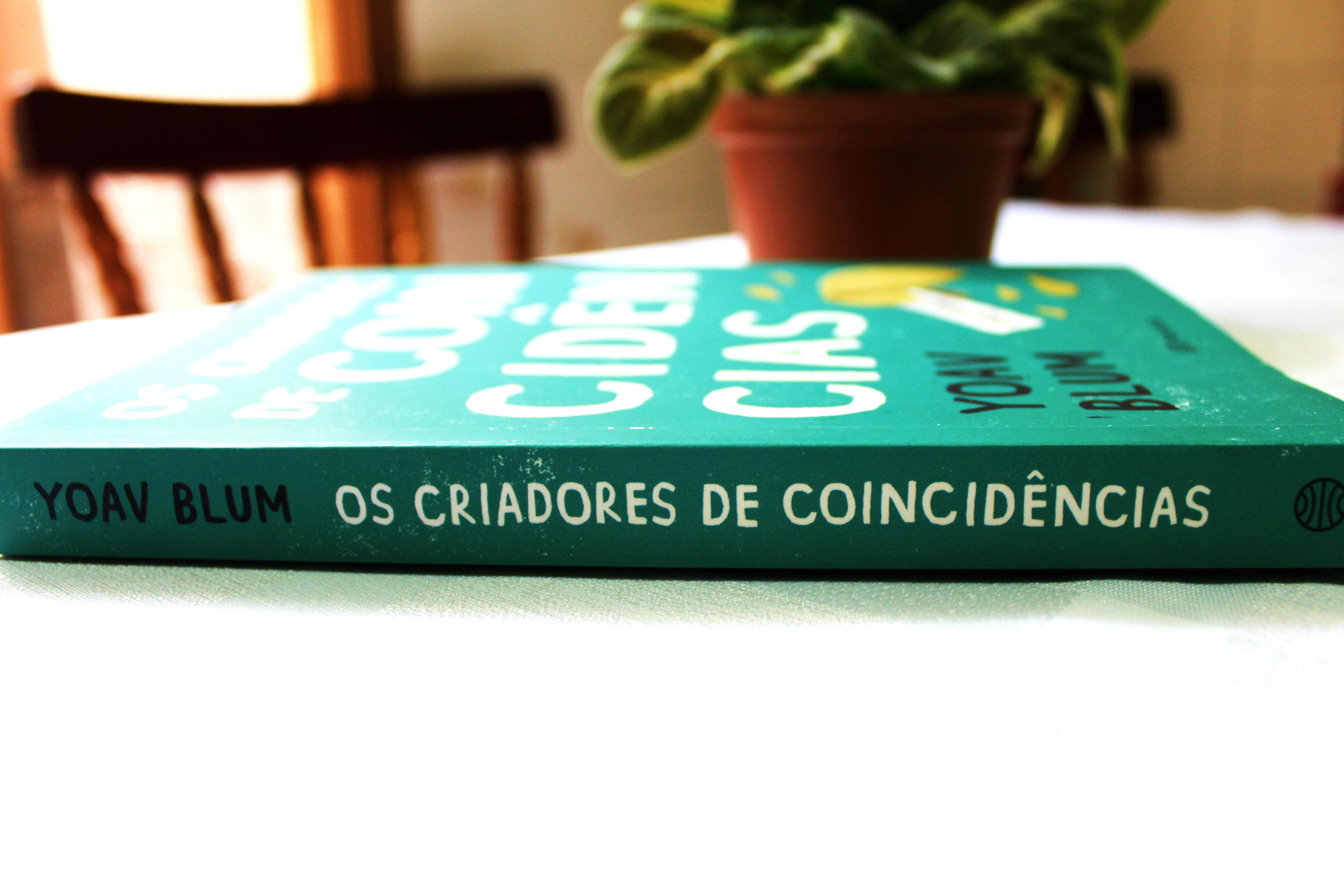 Resenha do livro - Os criadores de coincidências