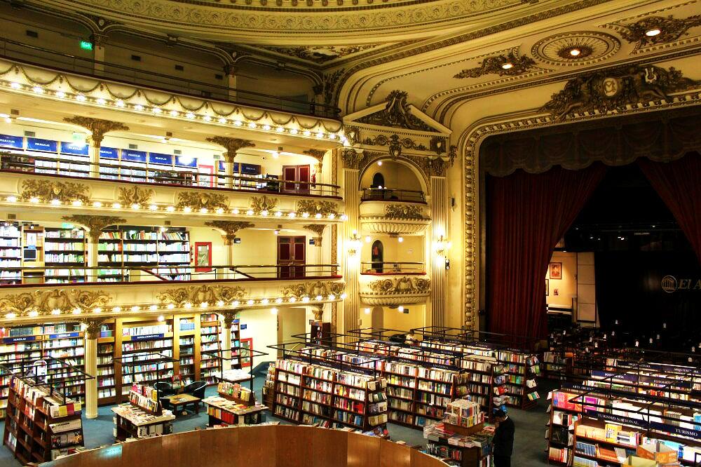 Livrarias de Buenos Aires