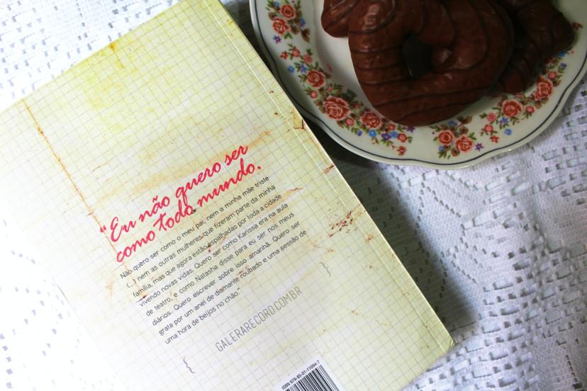 Livro Bela Gratidão de Corey Ann Haydu
