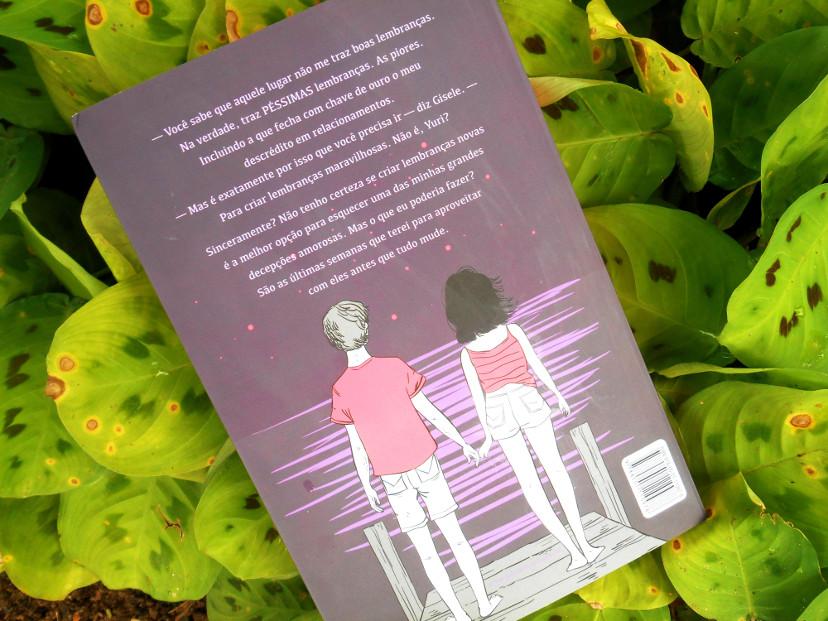 Livro Uma história de amor
