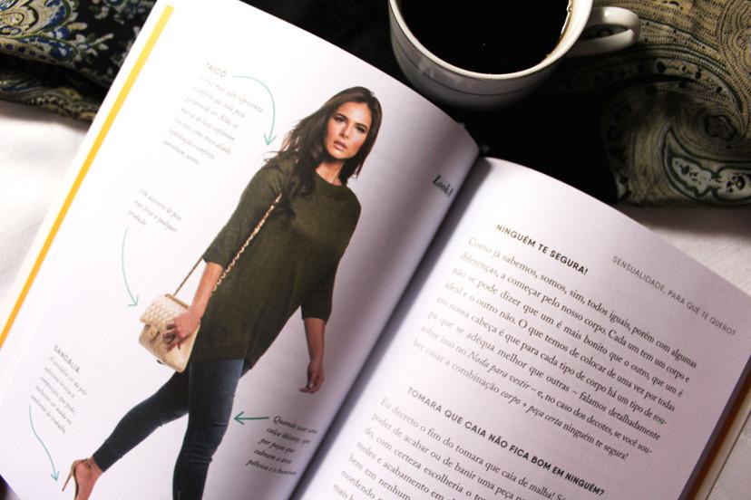 Modelo do livro - As armadilhas da moda