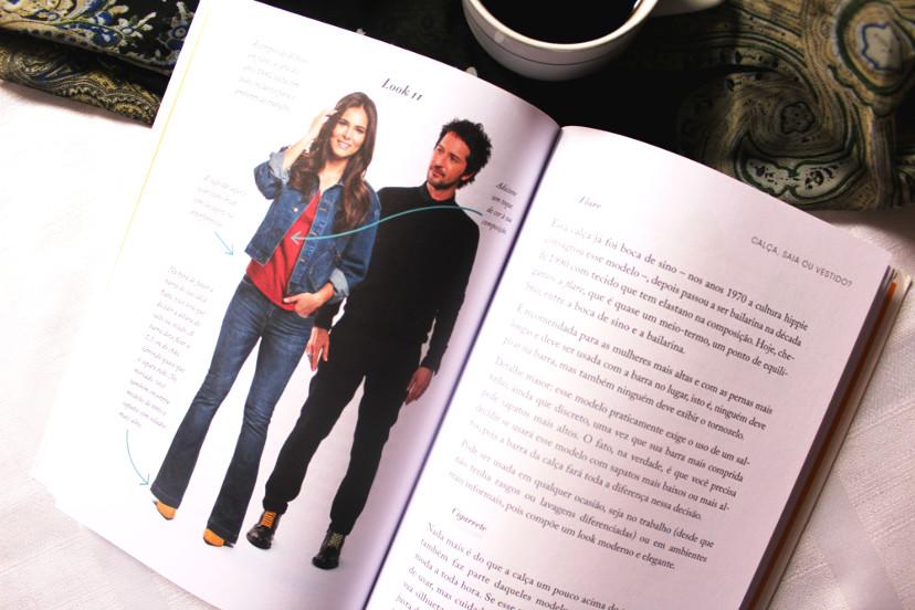 Páginas do livro - As armadilhas da moda