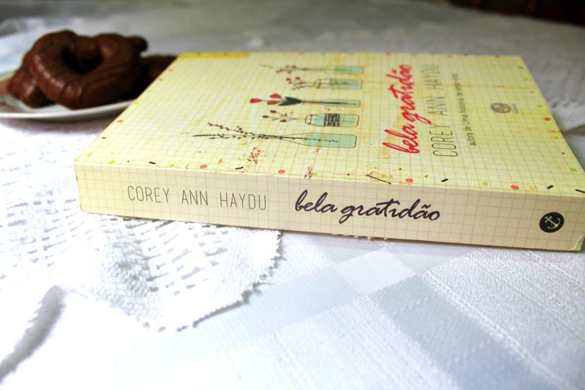 Resenha do livro - Bela Gratidão