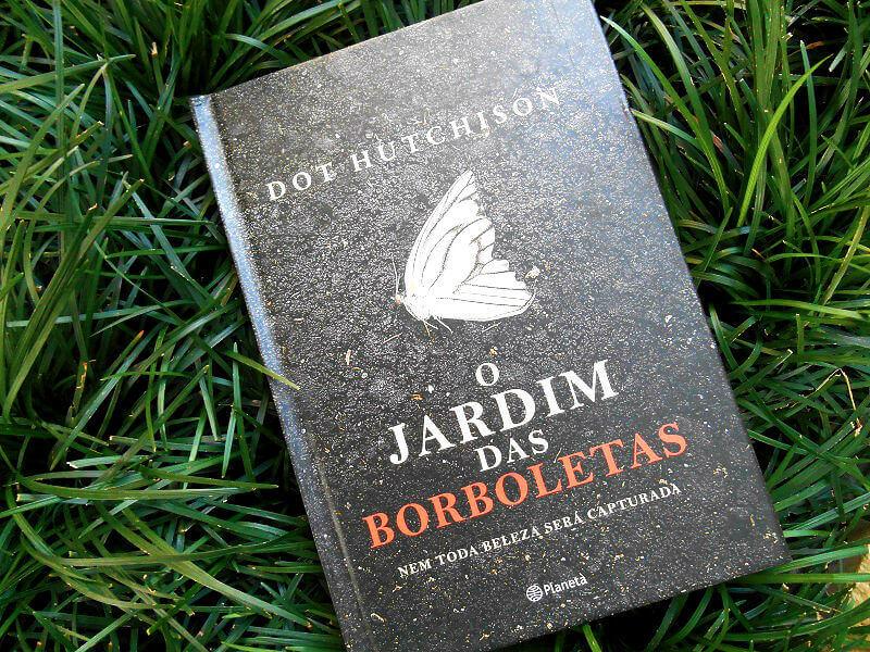 Resenha do livro - O Jardim das Borboletas