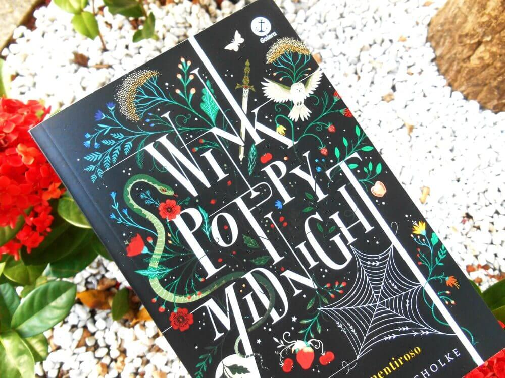 Capa do livro - Wink Poppy Midnight