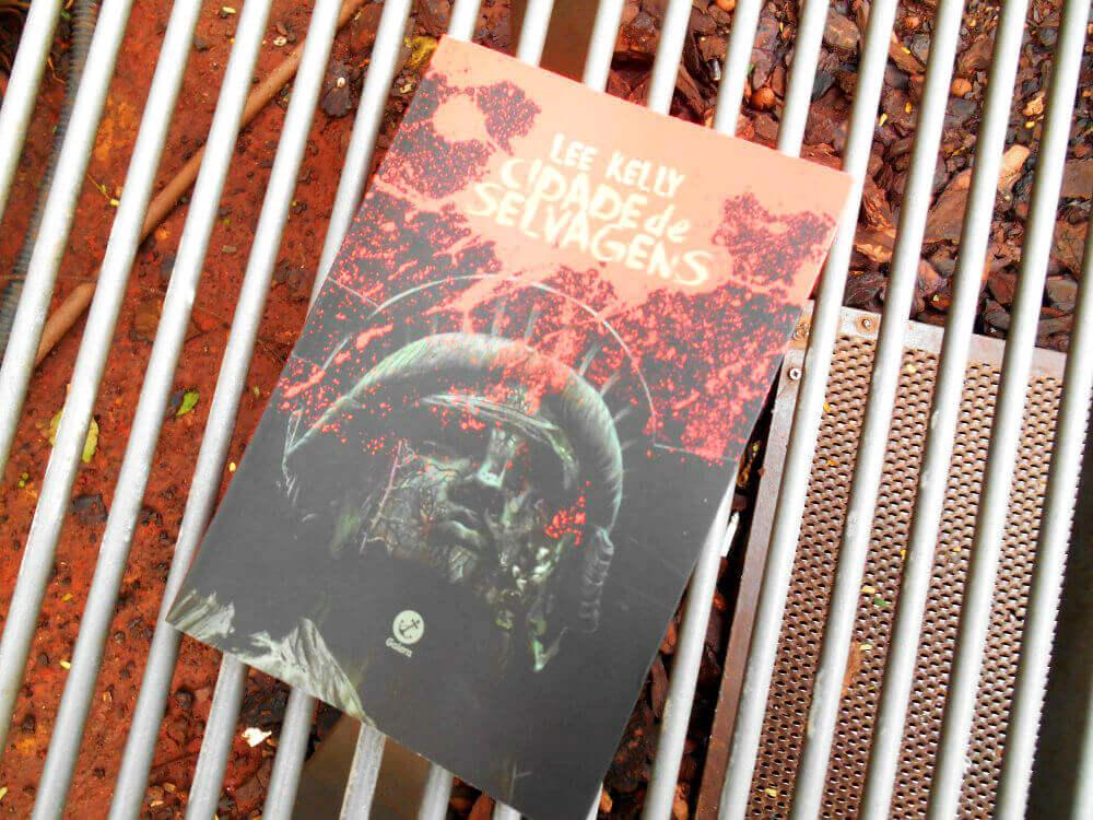 Resenha do livro - Cidade de Selvagens