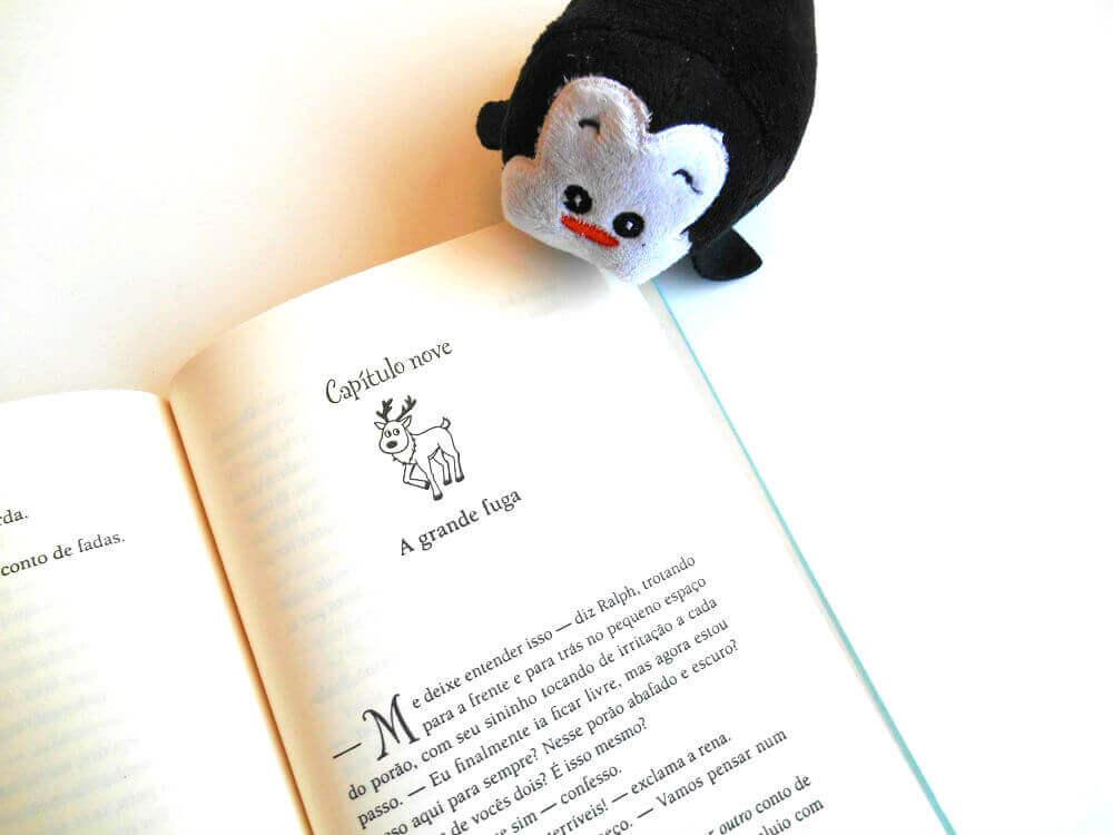 resenha do livro - Frio Congelante