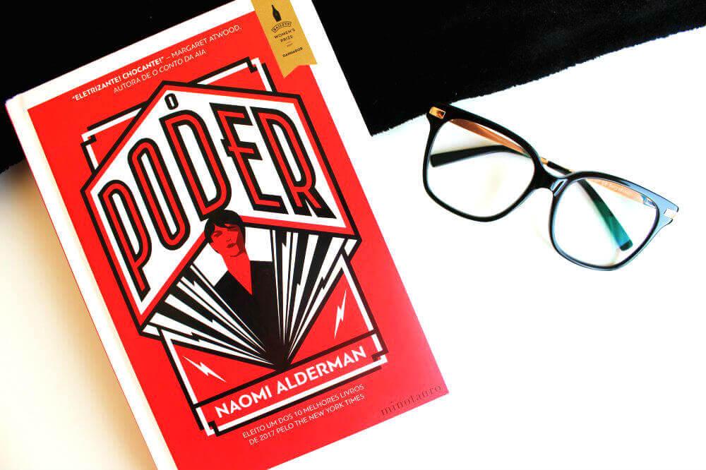 Capa do livro O Poder de Naomi Alderman