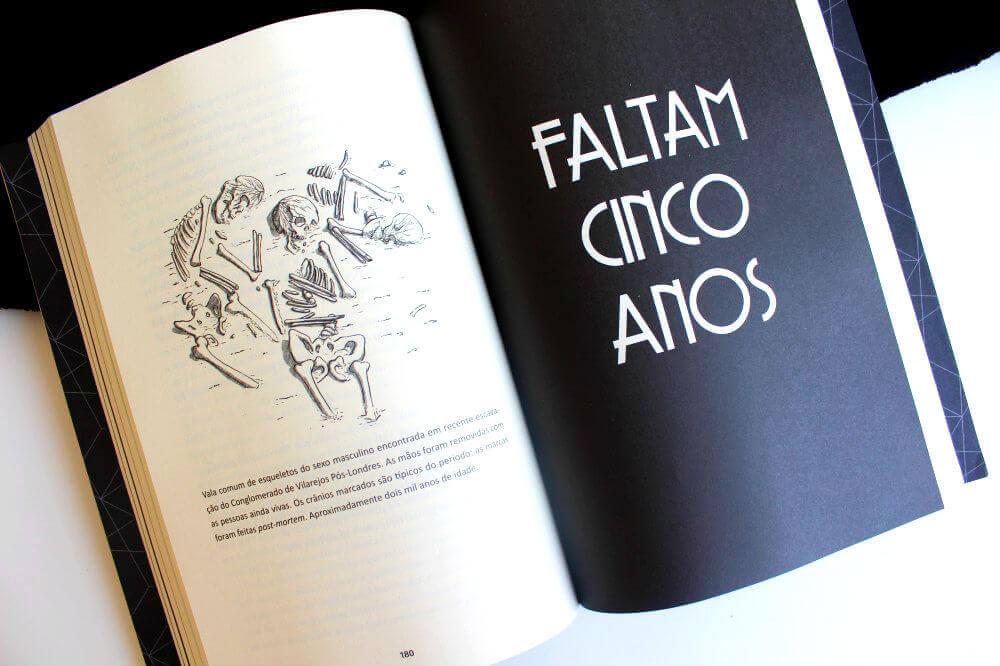 páginas do livro - O  Poder
