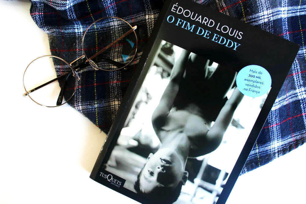 Capa do livro - o fim de eddy