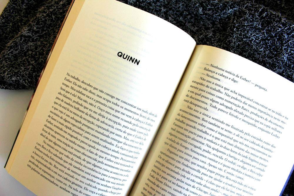 páginas do livro - não chore, não - mary kubica