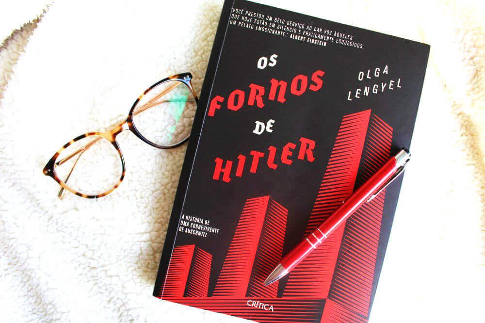 Livro - Os Fornos de Hitler