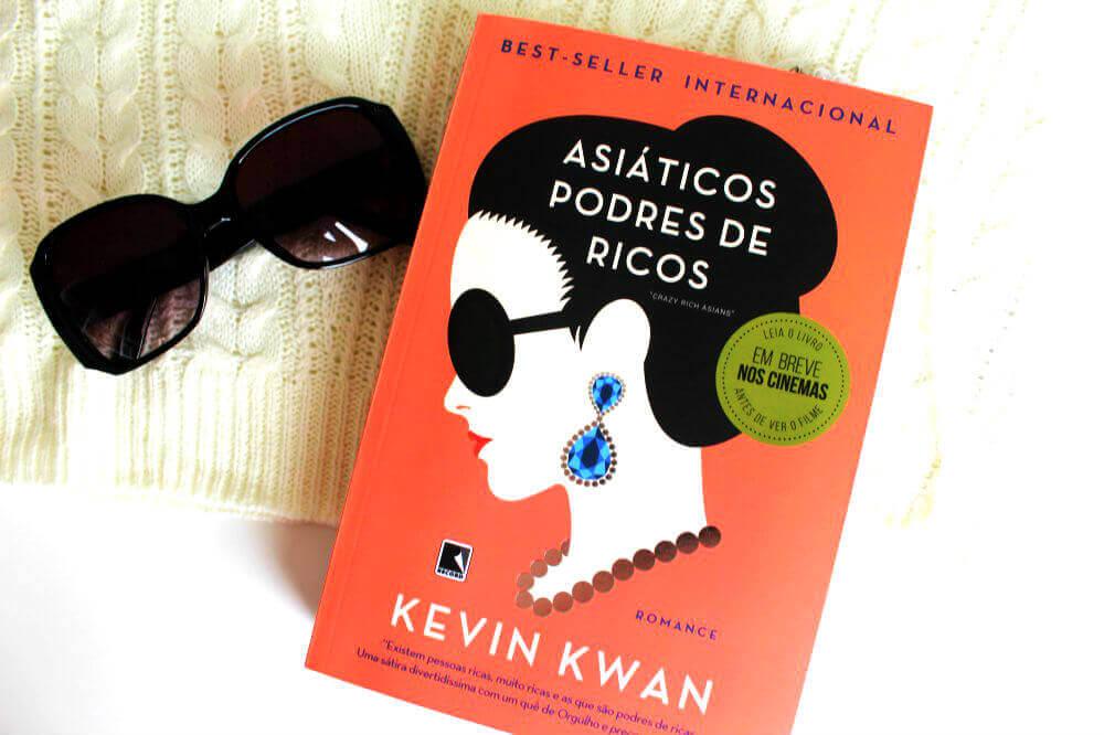 capa do livro - asiáticos podres de ricos