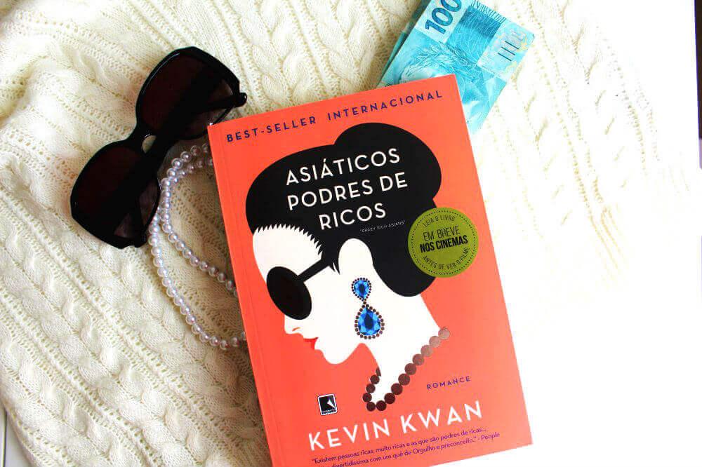 Resenha do livro - Asiáticos podres de ricos