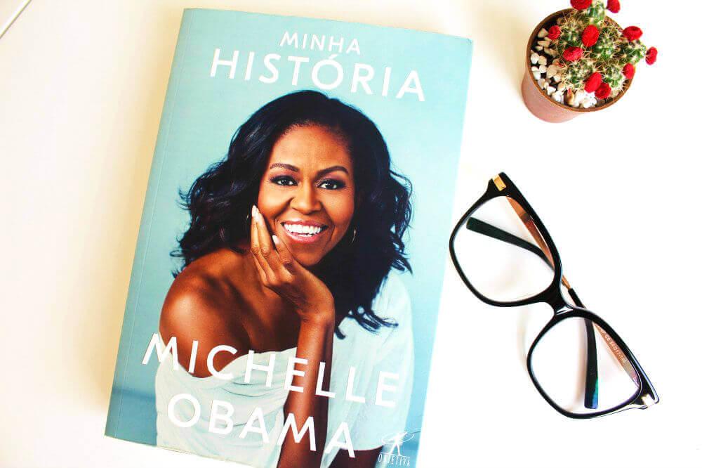 resenha livro - minha história - michelle obama