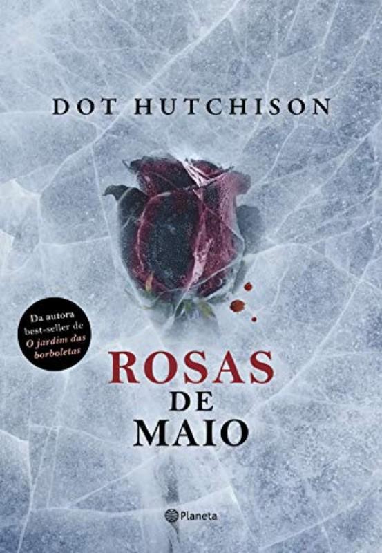 livro - rosas de maio